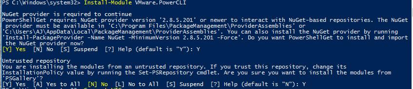 Install-Mod-PCLI