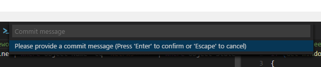 VSC-Git-Commit