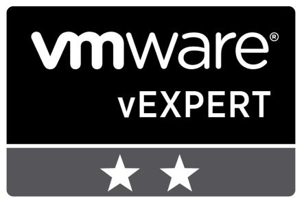 vExpert-stars