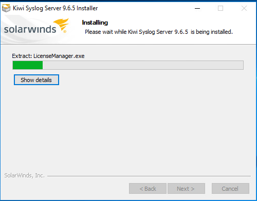 Configuring a Cisco Device to send Syslog Messages – No